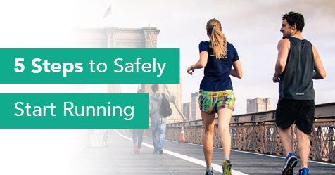 5 Steps to Safely Start Running - Drayer Physical Therapy Institute