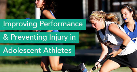 Adolescent Athlete Injury Prevention - Drayer Physical Therapy