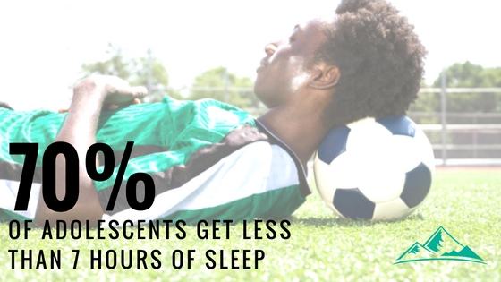 sleep for adolescent athletes
