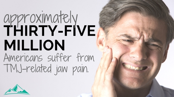 tmj related jaw pain