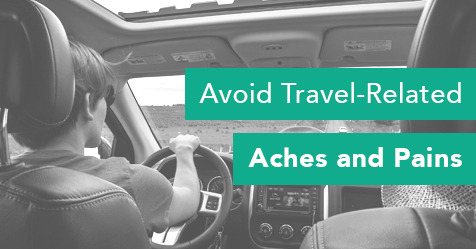 Avoid Travel Related Aches And Pains - Drayer Physical Therapy Institute