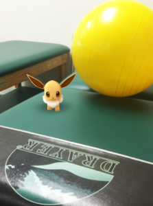 pokemon go physical therapy