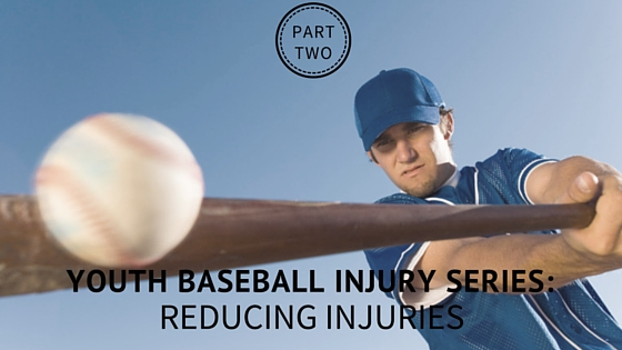Reducing youth baseball injuries