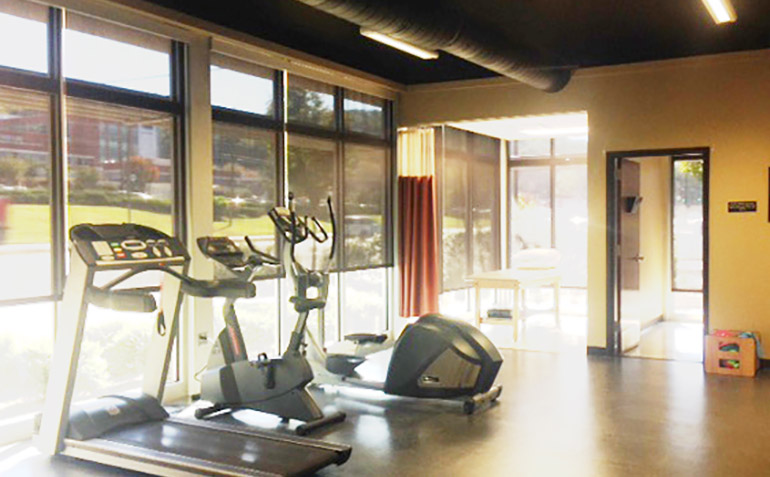 Drayer Physical Therapy in Alabaster, AL Cardio Equipment