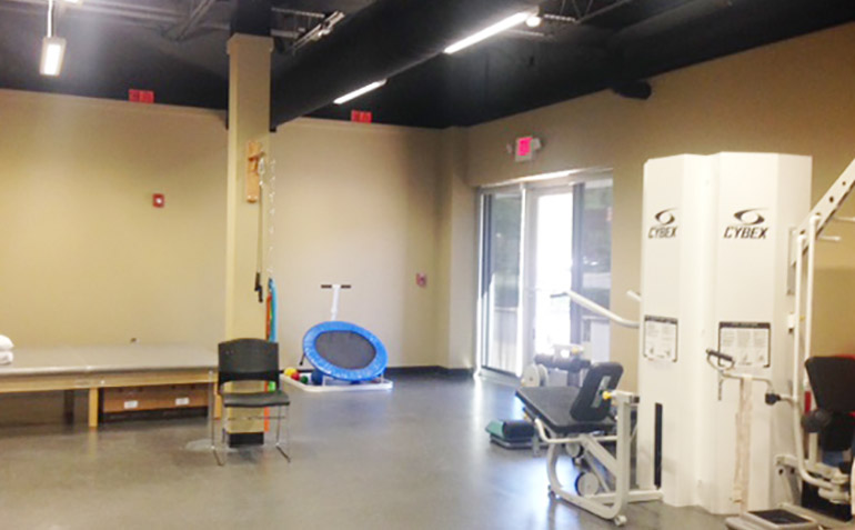 Drayer Physical Therapy in Alabaster, AL Gym