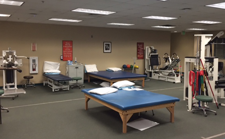 Drayer Physical Therapy in Athens, AL Equipment
