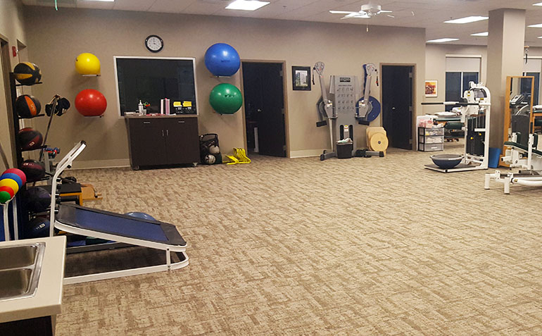 Drayer Physical Therapy in Birmingham, AL Grandview Hospital Physical Therapy Equipment