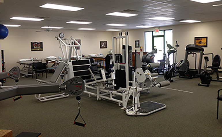 Drayer Physical Therapy in Cullman, AL Equipment