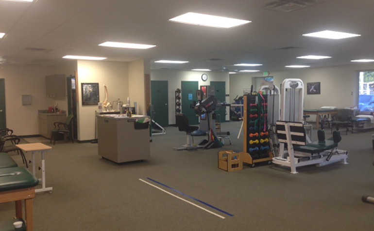 Drayer Physical Therapy in Gardendale, AL Equipment