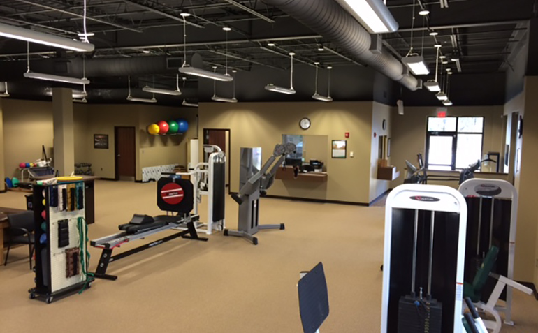 Drayer Physical Therapy in Gardendale, AL Gym