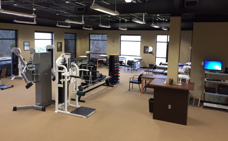 Drayer Physical Therapy in Gardendale, AL Clinic Interior