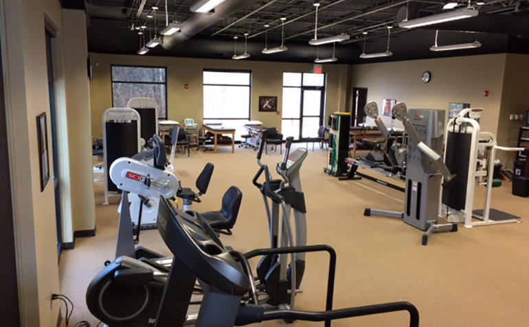 Drayer Physical Therapy in Gardendale, AL Exercise Equipment