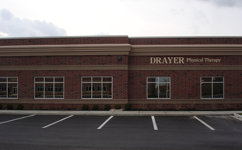 Beavercreek Physical Therapy Clinic Exterior