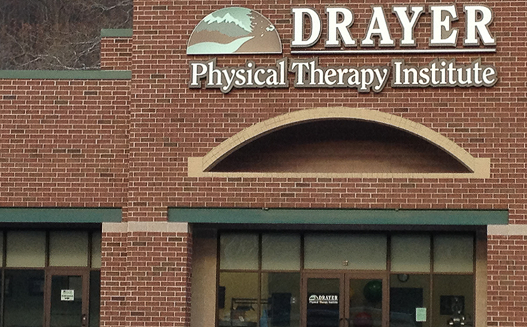 Bedford Physical Therapy Clinic Exterior