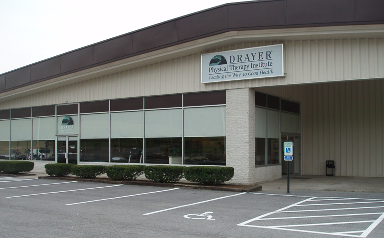 Bellefonte PA Physical Therapy Clinic Exterior