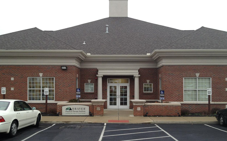 Centerville OH Drayer Physical Therapy Clinic Exterior