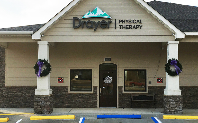 Centre AL Drayer Physical Therapy Exterior