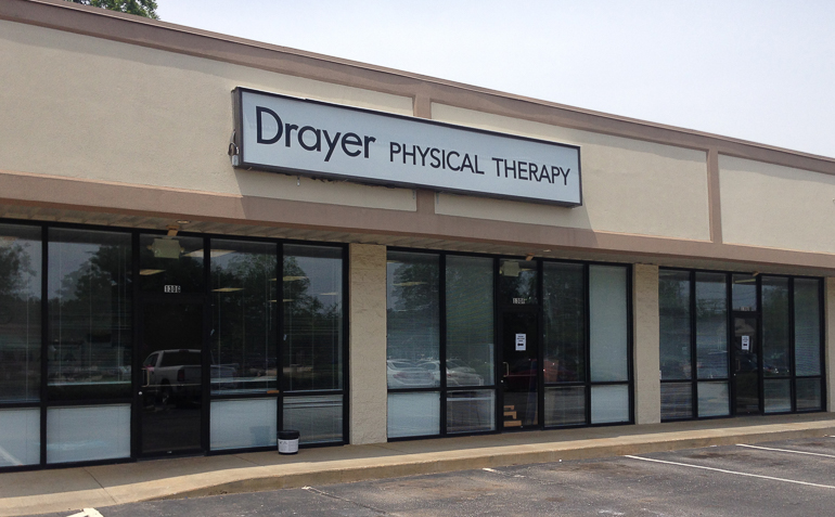 Chapin SC Drayer Physical Therapy Exterior