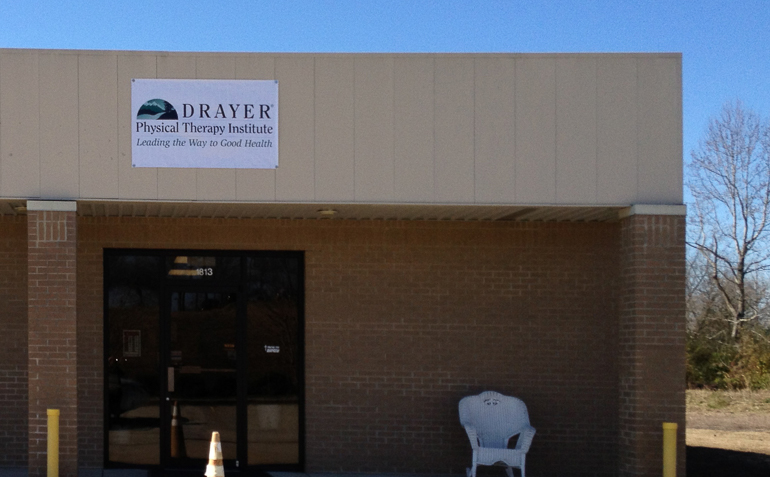 Cullman AL Drayer Physical Therapy Clinic Exterior