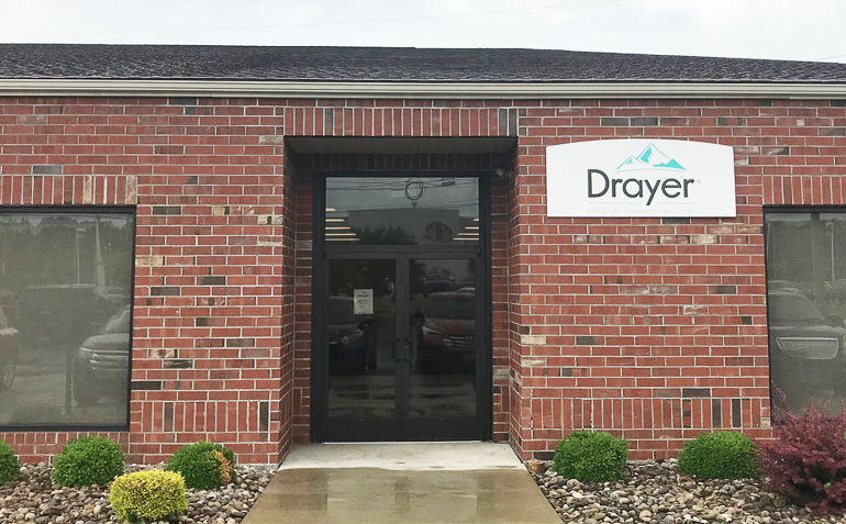DuBois PA Drayer Physical Therapy Clinic Exterior