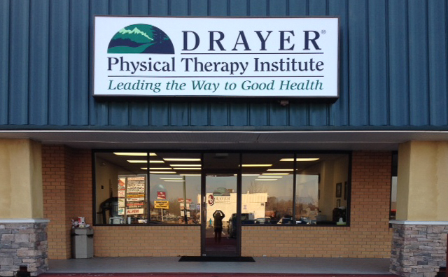 Edgewood MD Drayer Physical Therapy Clinic Exterior