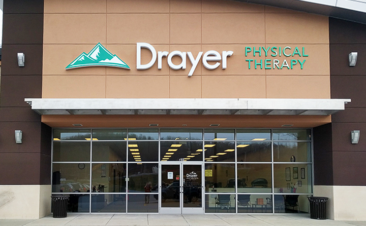 Etters Physical Therapy Exterior
