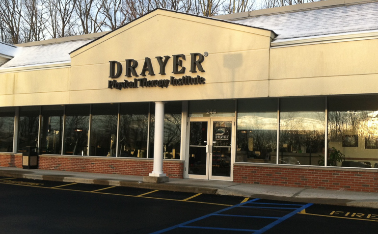 Flanders NJ Drayer Physical Therapy Clinic Exterior