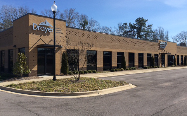 Gardendale Moncrief AL Physical Therapy Clinic Exterior