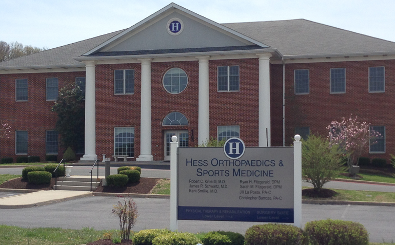 Harrisonburg Quarles Court VA Drayer Physical Therapy Clinic Exterior