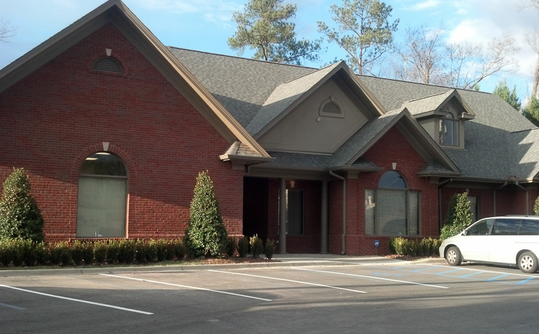Hoover AL Drayer Physical Therapy Clinic Exterior