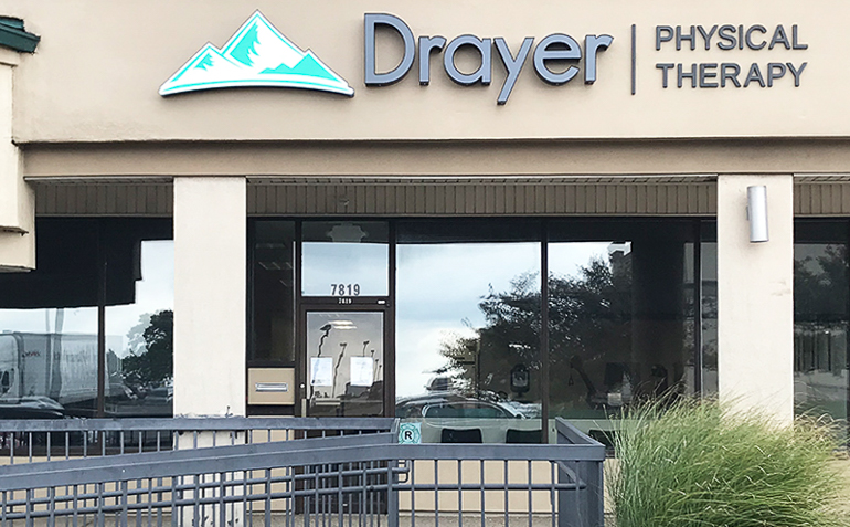 Huber Heights OH Drayer Physical Therapy Exterior