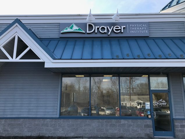 Duncannon PA Drayer Physical Therapy Clinic Exterior