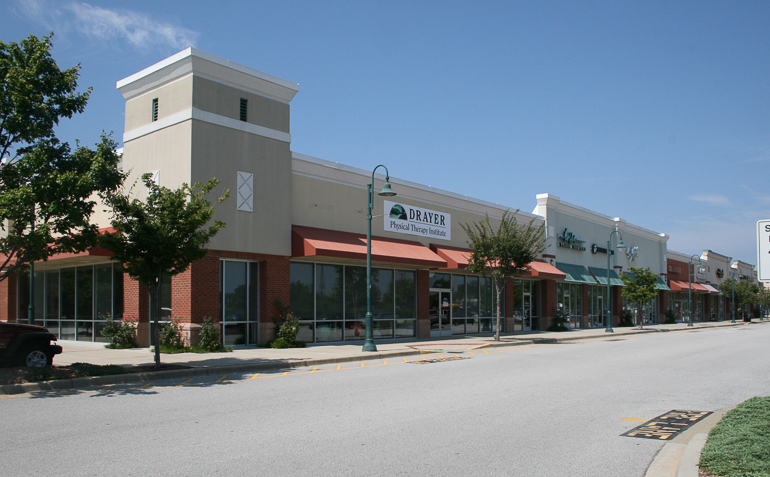 Northeast Columbia SC Drayer Physical Therapy Clinic Exterior