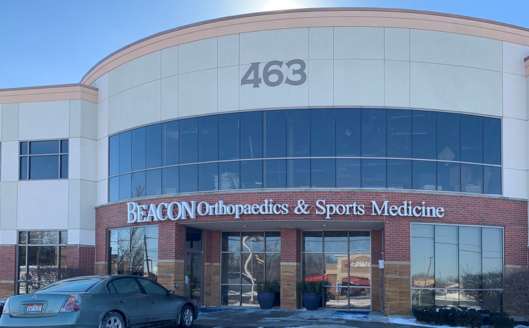 Cincinnati OH Drayer Physical Therapy Clinic Exterior