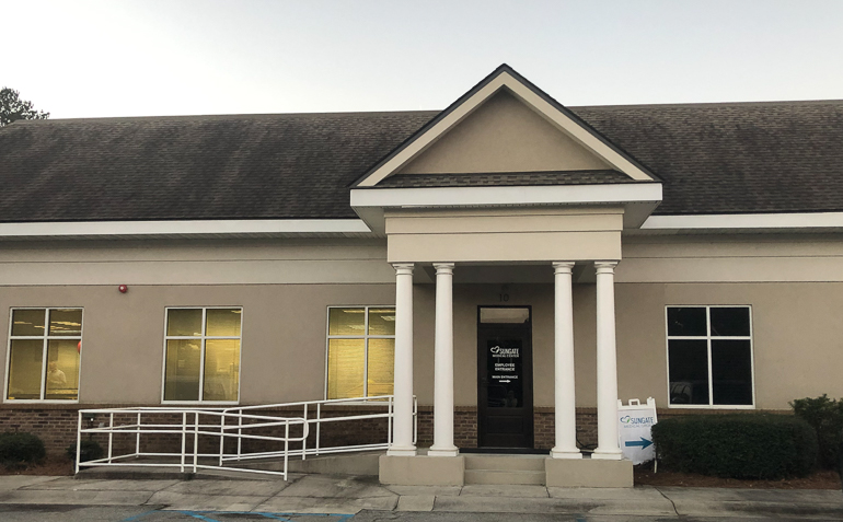 Bluffton Okatie Physical Therapy Clinic Front