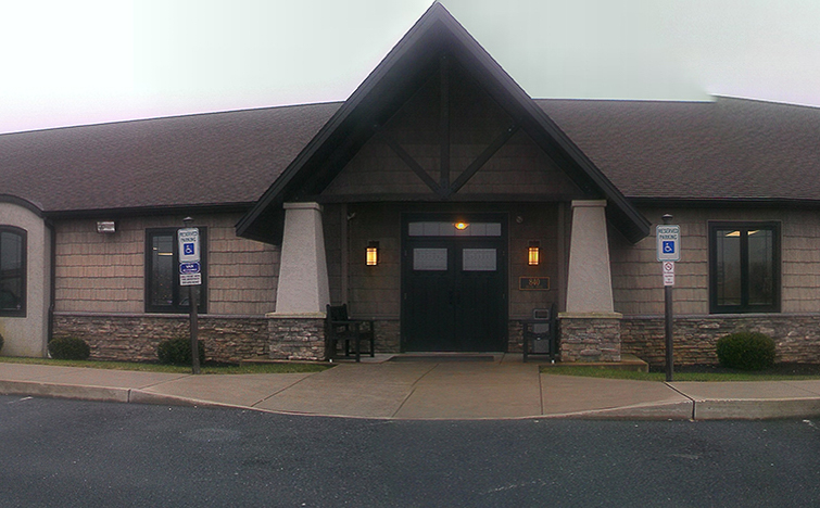 Lebanon PA Drayer Physical Therapy Clinic Exterior