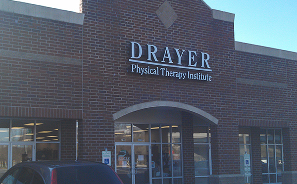 Macedonia OH Drayer Physical Therapy Clinic Exterior