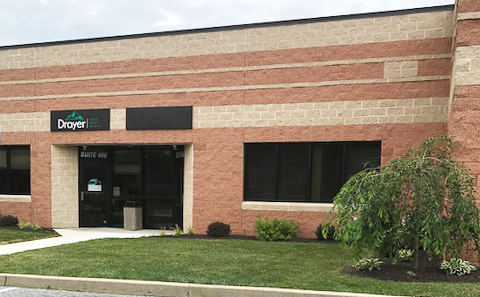 Shrewsbury PA Drayer Physical Therapy Clinic Exterior