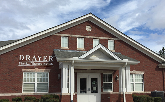 Snellville GA Drayer Physical Therapy Clinic Exterior