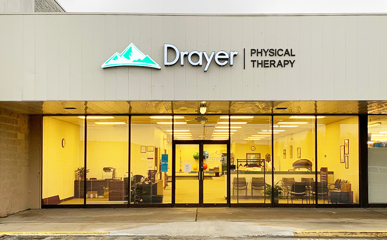 Somerset PA Drayer Physical Therapy Exterior