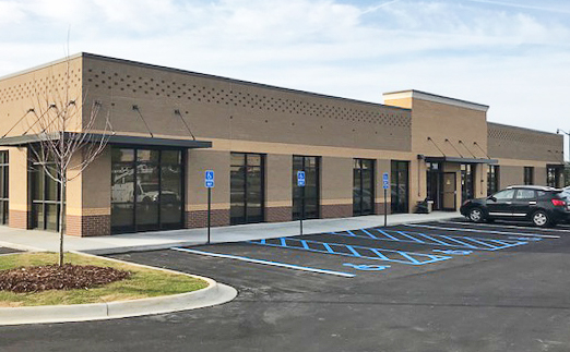 Trussville AL Drayer Physical Therapy Clinic Exterior
