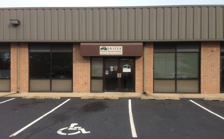 West York PA Drayer Physical Therapy Clinic Exterior