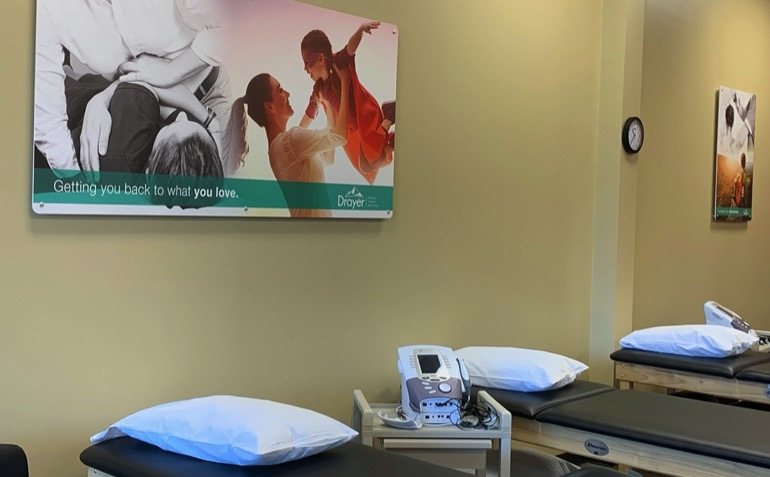 Drayer Physical Therapy Institute in Troy, OH
