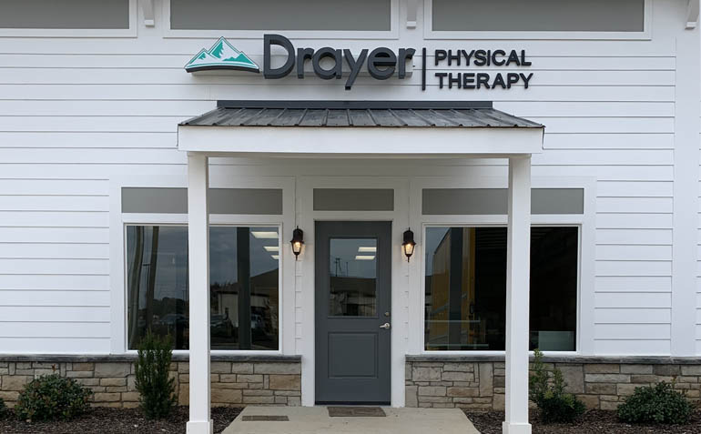 Drayer Physical Therapy in Northport AL Exterior