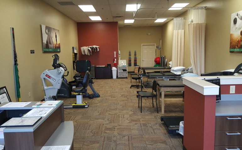 Drayer Physical Therapy in Carlisle, PA