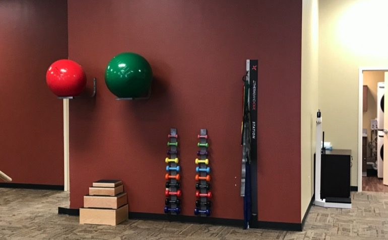 Drayer Physical Therapy in Lawrenceburg, IN Exercise Balls