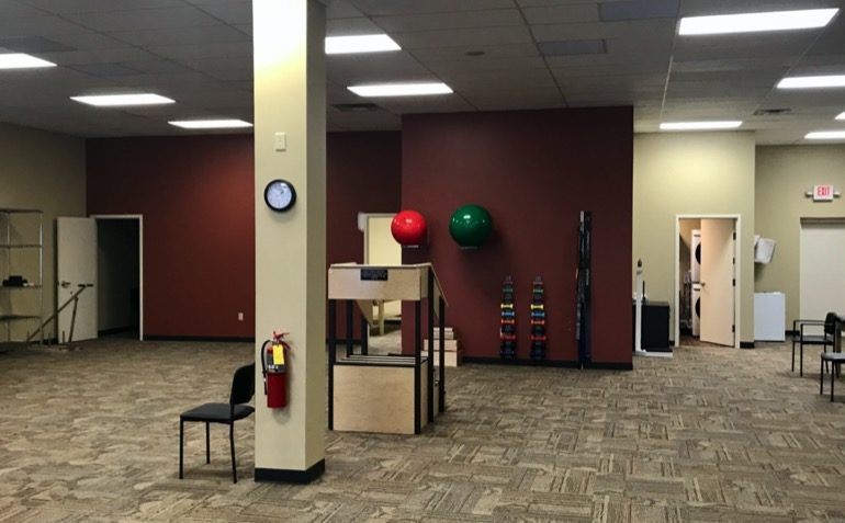 Drayer Physical Therapy in Lawrenceburg, IN Rehabilitation Equipment
