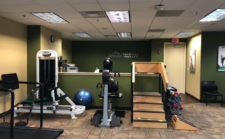 Drayer Physical Therapy Institute in Stockbridge, GA