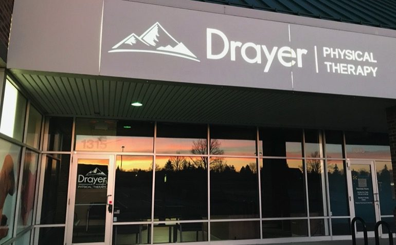 Drayer Physical Therapy Institute in Lewis Center, OH