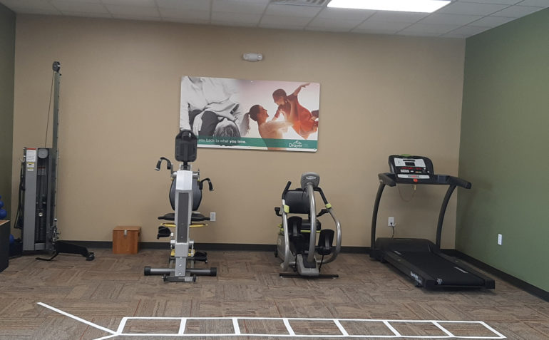 Drayer Physical Therapy in Northport, AL Sports Rehab